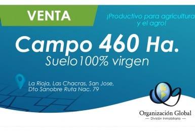 VENTA. La Corzuela. Campo 42 has. 3