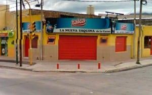 ALQUILER/VENTA. Local comercial. C. Pellegrini esq. Sarmiento 1