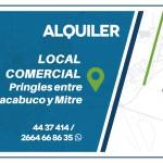 ALQUILER. Local Comercial. Mitre 325 4