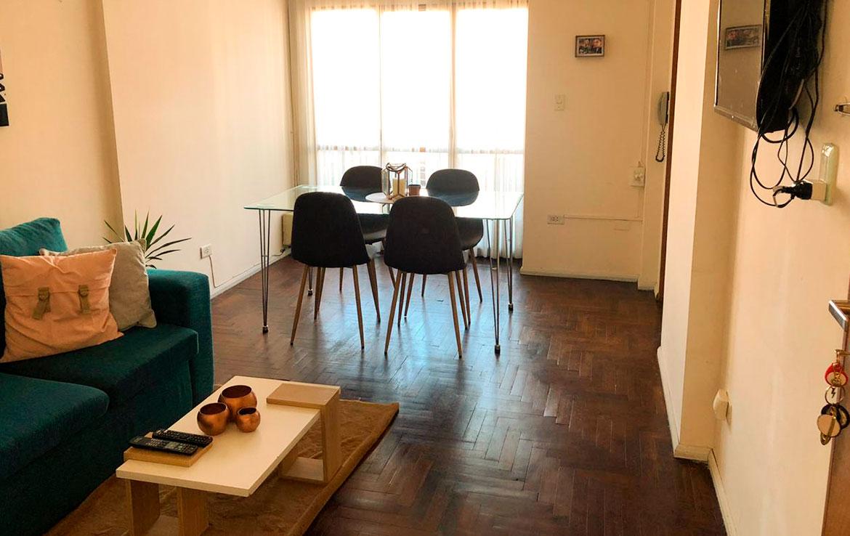 Departamento 1 dormitorio a la venta en Nueva Cba.