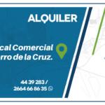 Inmobiliaria Organización Global - Local en Alquiler