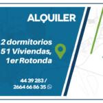 Casa en alquiler Ciudad de San Luis