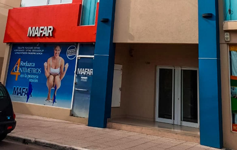 Oficinas. Calle San Martín