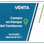 Campo Pampa del Tamboreo