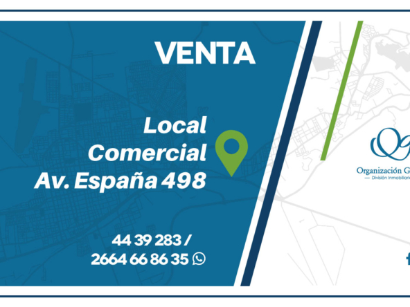 Av. España N°498