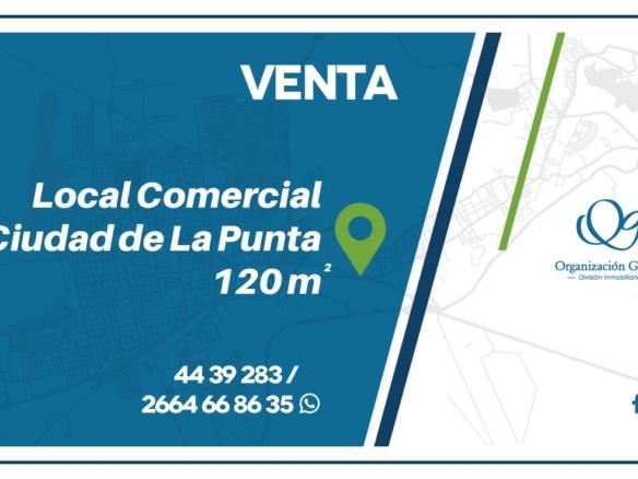 Local Comercial en venta Ciudad de La Punta