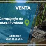 Complejo de cabañas El Volcán
