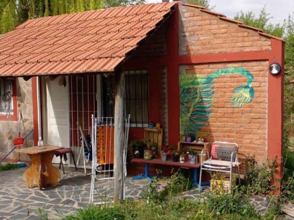 VENTA Casa 2 dormitorios. Potrero de los Funes
